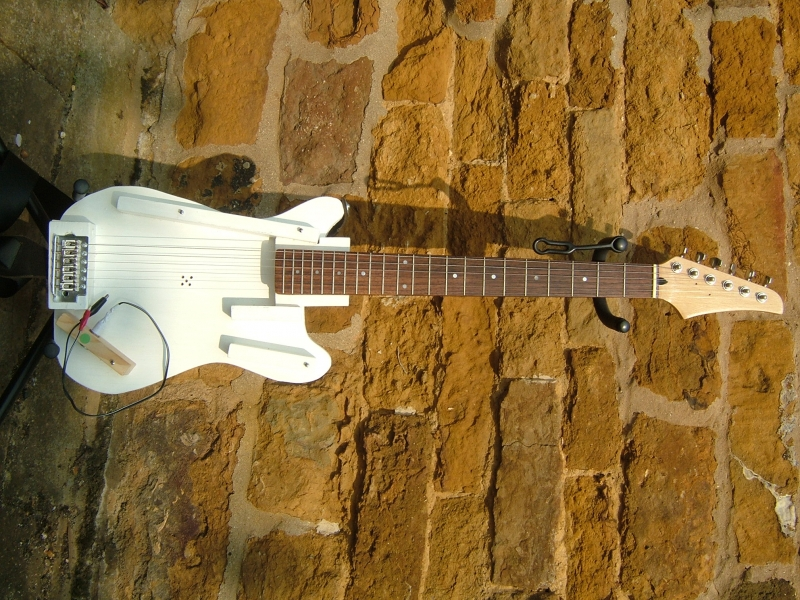 Ironstone Guitar Pickups Tester