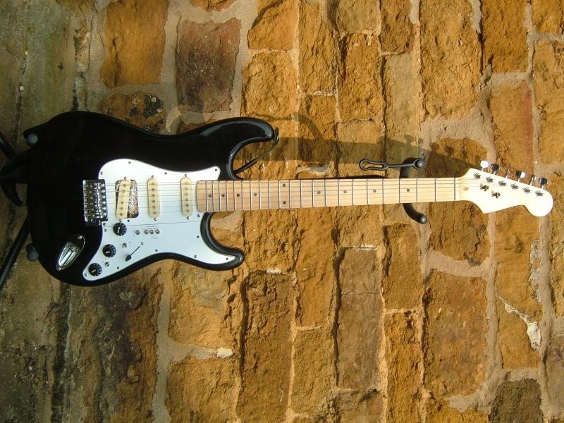 Ironstone Guitar Pickup Testing