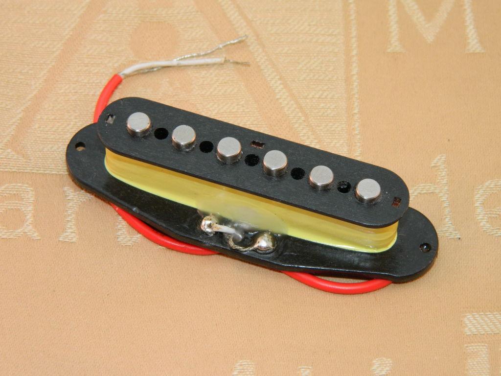 vintage strat pickups gold ironstone electric guitar pickups. Black Bedroom Furniture Sets. Home Design Ideas