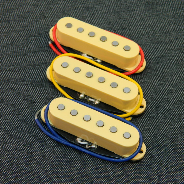 Strat sound clips Silver