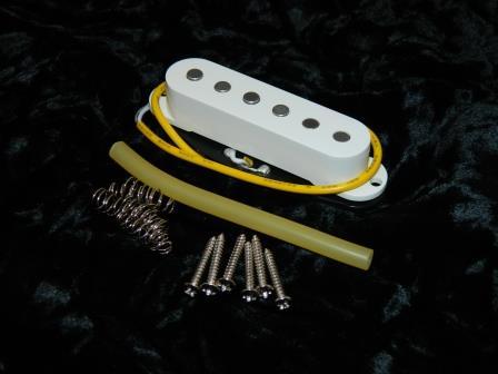 Ironstone Strat Pickups Platinum Alnico V