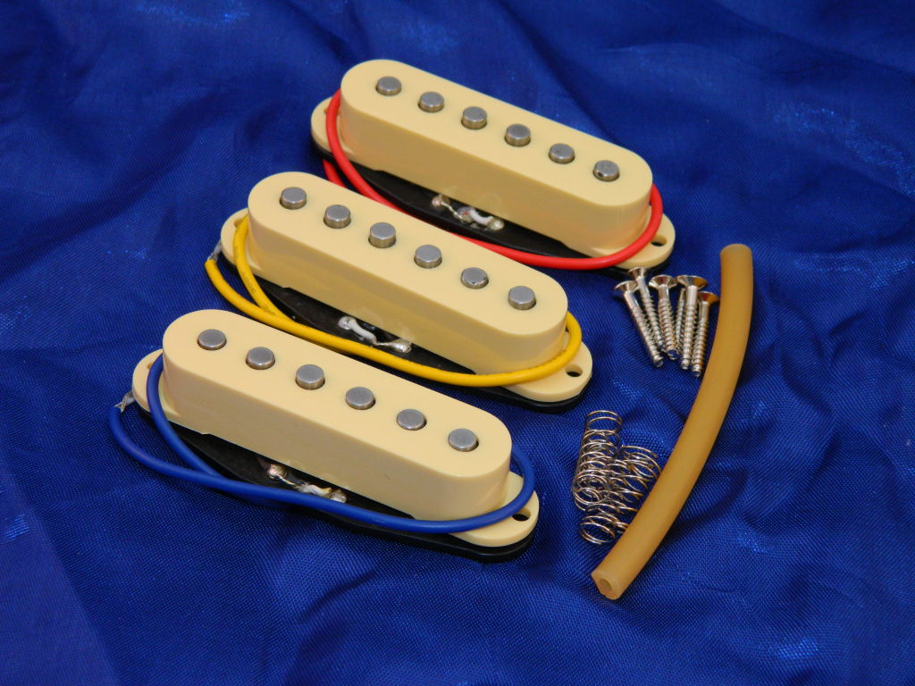vintage strat pickups platinum ironstone electric guitar pickups ironstone strat pickups hybrid alnico v