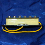 Ironstone Strat Pickups Hybrid Alnico V