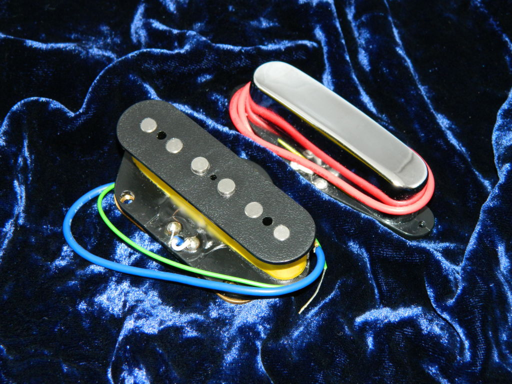 Telecaster 5 Way Control Plate Ironstone Electric Guitar Pickups This Gives You The Usual Tele Sounds In First Three Positions But