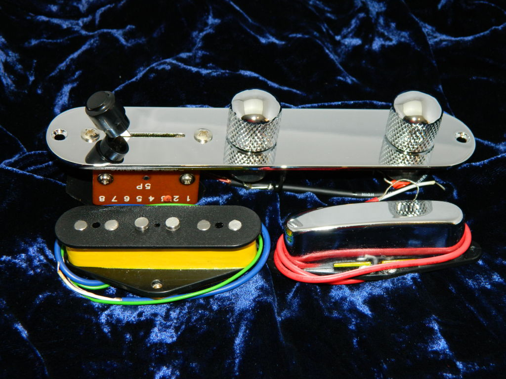 Telecaster 5 Way Control Plate Ironstone Electric Guitar Pickups Diagrams Further You Need To Enable Javascript On Hsh