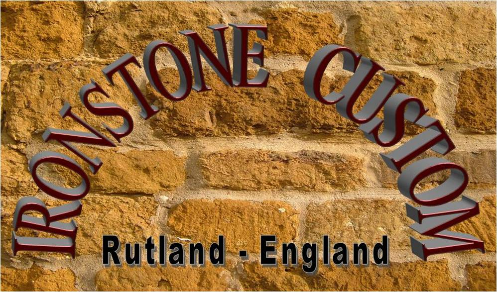 Ironstone Custom Logo