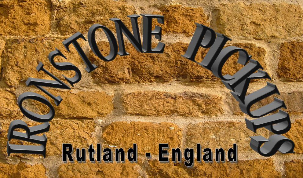 Ironstone pickups logo