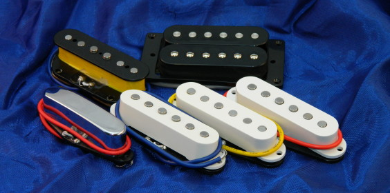 Ironstone Alnico Electric Guitar Pickups