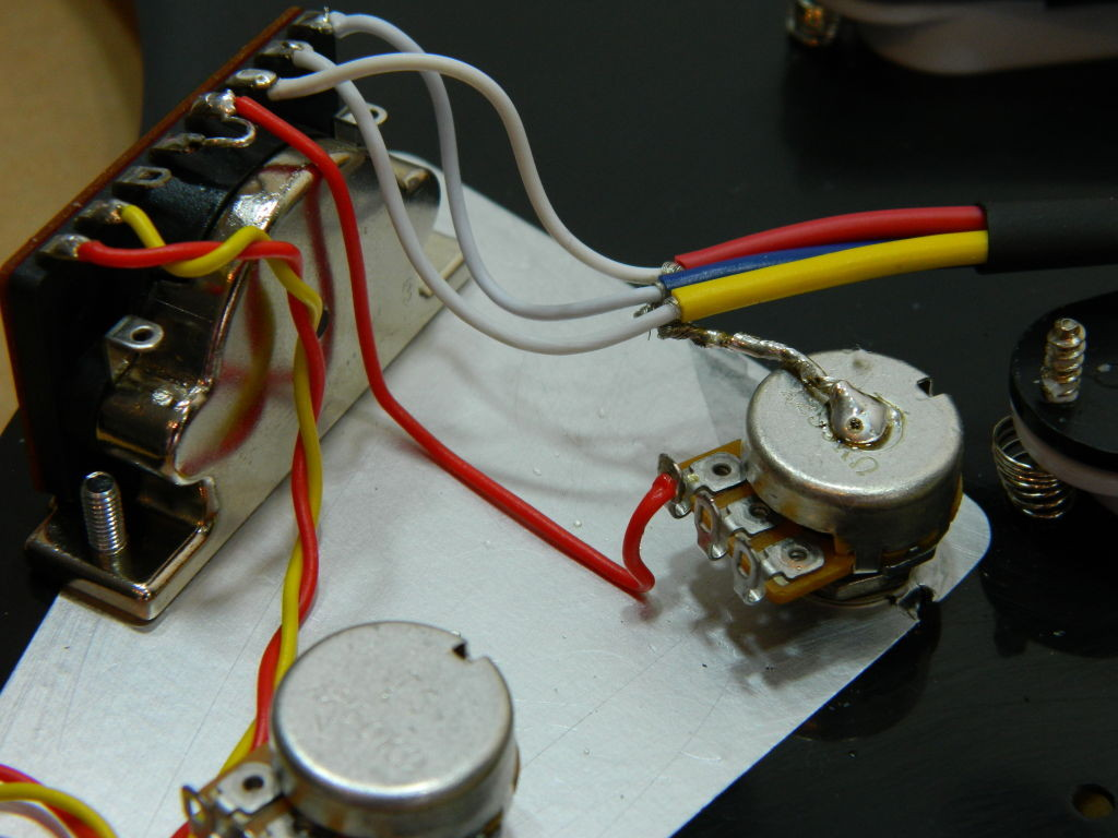 Ironstone Guitar Pickup Wiring Electric Pickups By