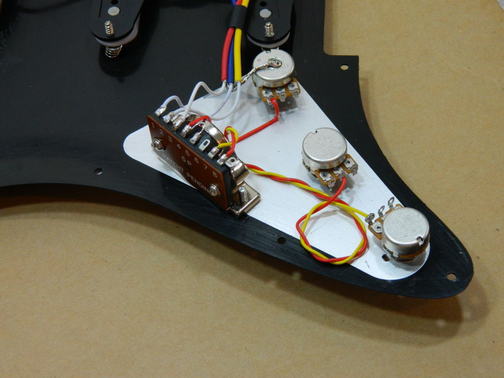 Ironstone Guitar Pickup Wiring Electric Pickups By Site