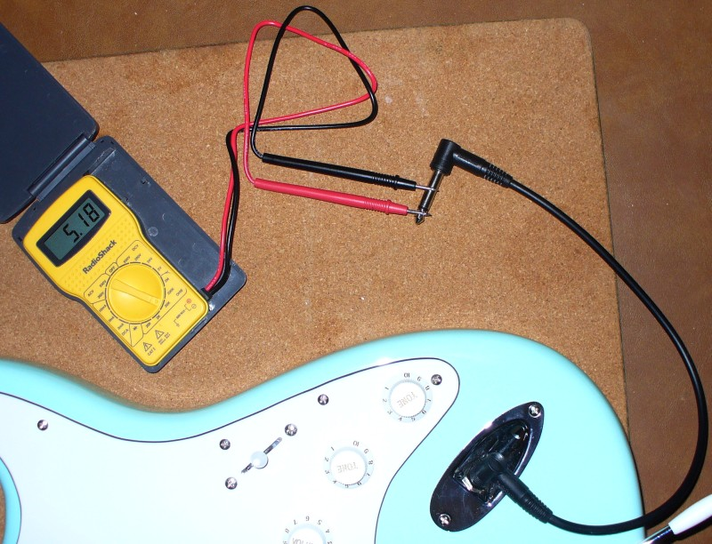 Stratocaster scratchplate troubleshooting