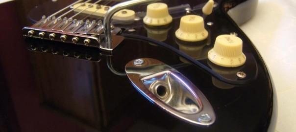 Fender Squier upgrades