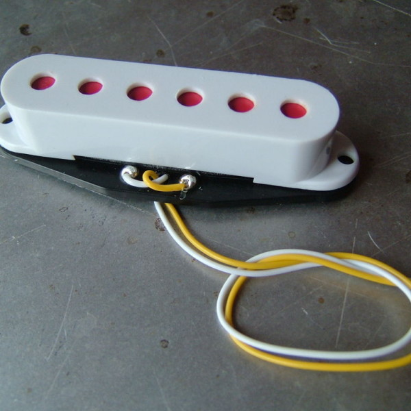 Jazz Bass Hum Cancelling Dummy Coil