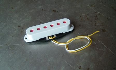 Jazz Bass Dummy Coil