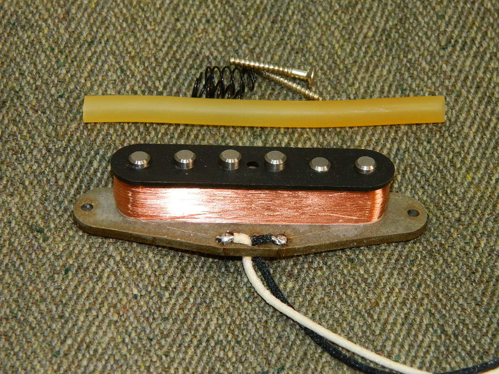 Ironstone Vintage Strat Pickups Origin Alnico Mixed Magnet