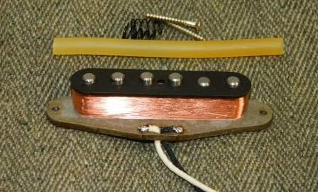 Ironstone Vintage Stratocaster Pickups Origin Alnico Mixed Magnet