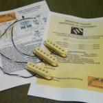 Ironstone Stratocaster Origin Mixed Alnico