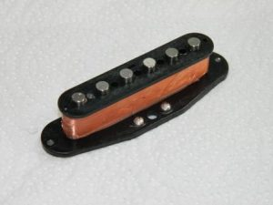 building single coil pickups; Hybrids part 1