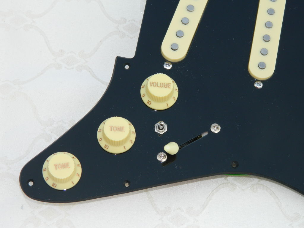 Gilmour Scratchplate Pickguard Ironstone Electric Guitar Pickups David Strat Wiring Diagram